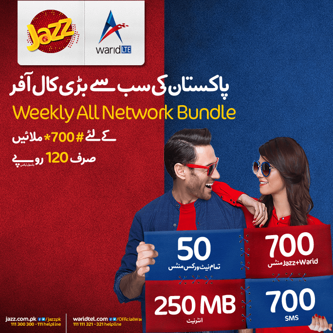 Jazz-warid-weekly-on-net-package