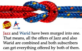 Jazz Warid Merger