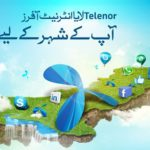 Telenor LBC Internet City Offer – For every Specific City