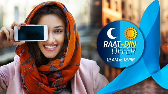 Telenor-Raat-Din-Offer