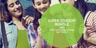 Zong Super Student Hybrid Bundle Offer
