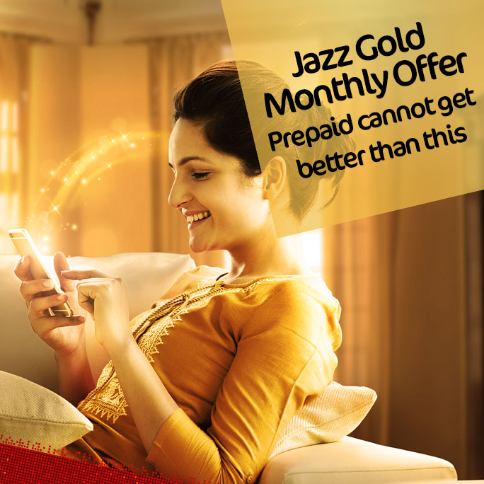 Jazz Gold Monthly Hybrid Bundle Offer