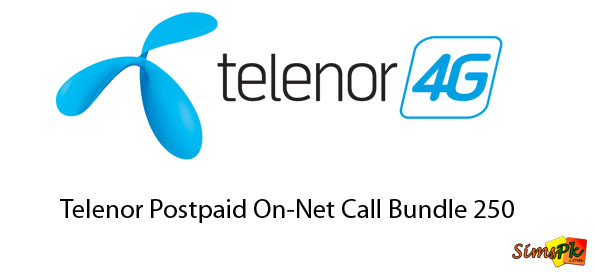Telenor-Postpaid-On-Net-Call-Bundle-250