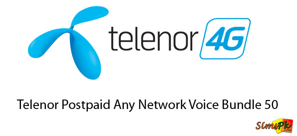 Telenor-Postpaid-call-to-any-mobile-network