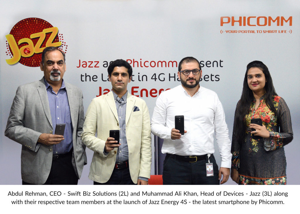 Jazz Offers Phicomm Energy 4S Smartphone