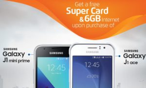 Ufone & Samsung Partners To Offer 2 Galaxy Handset Bundle Offer