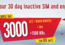 Jazz-Warid-SIM-Wapis-Lagao-Offer-2018