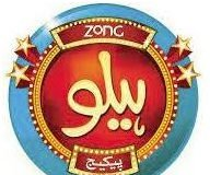 Zong Hello Bundle of Calls, SMS and Internet