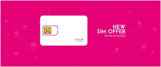 Zong New SIM offer 2020