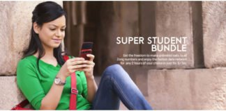 Zong Super Student Call Bundle